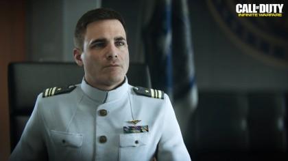 Call of Duty: Infinite Warfare – Новый сюжетный трейлер «Да пребудет Капитан»