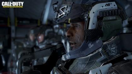 Call of Duty: Infinite Warfare – Геймплей «Нормандия»