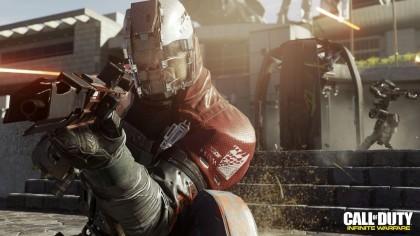Call of Duty: Infinite Warfare – Геймплей «Чёрное небо»