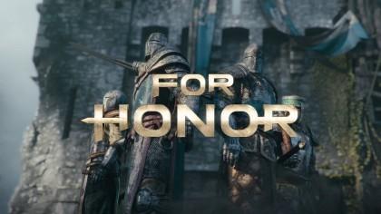 For Honor – Сюжетный кинематографичный трейлер с Е3 2016