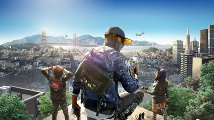 Watch Dogs 2 – Первые 7 минут игрового процесса