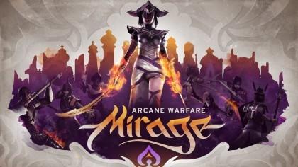 Mirage: Arcane Warfare – Новый трейлер