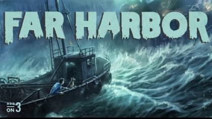 как пройти Fallout 4: Far Harbor видео