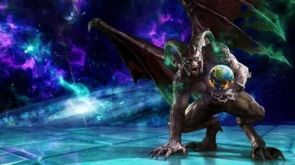 Killer Instinct – Трейлер нового бойца – Демона Гаргоса