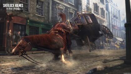 Sherlock Holmes: The Devil's Daughter – 11 минут игрового процесса