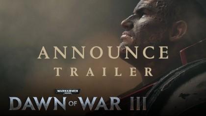 Warhammer 40,000: Dawn of War III – Трейлер анонса игры [RU]