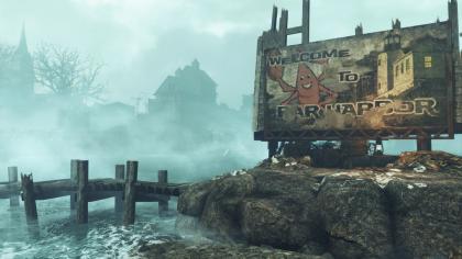 Fallout 4 – Трейлер нового дополнения «Far Harbor» [RU]