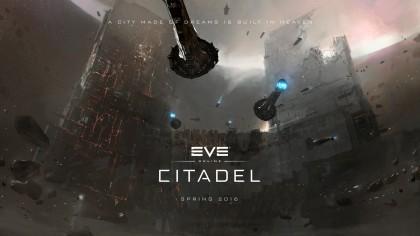 EVE Online – Кинематографический трейлер дополнения «Цитадель» [RU]
