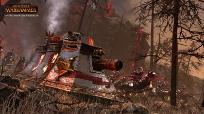 Total War: Warhammer – Четвёртый выпуск «Руководства для убийц: Паровой танк»