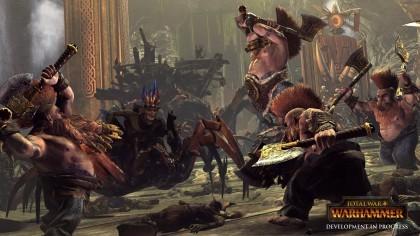 Total War: Warhammer – Первый выпуск «Руководства для убийц: Арахнорок» [RU]