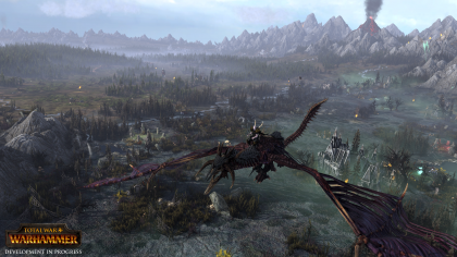 Total War: Warhammer – Демонстрация битвы Бретонии и Вампиров [RU]