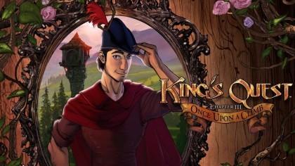 King's Quest – Релизный трейлер третьего эпизода «Once Upon a Climb»