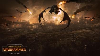 Total War: Warhammer – Демонстрация боевого AI во время осады [RU]