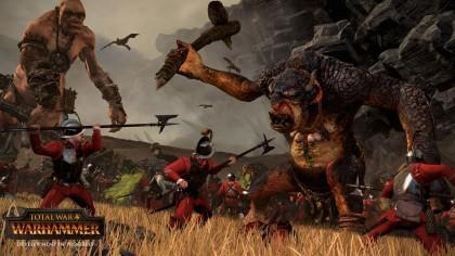 Total War: Warhammer – Демонстрация юнитов фракции «Орки-Дикари» [RU]