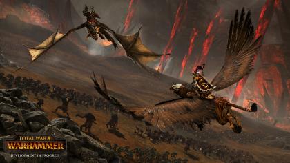 Total War: Warhammer – Демонстрация юнитов фракции «Зеленокожие – Ночные Гоблины» [RU]
