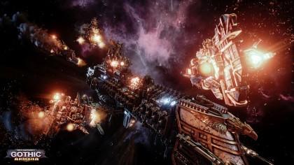 Battlefleet Gothic: Armada – Релизный трейлер