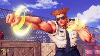 Street Fighter V – Трейлер нового бойца «Гайла»