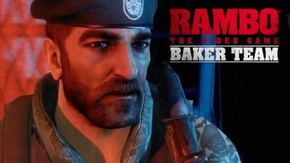 Rambo: The Video Game – Тизер-трейлер дополнения «Baker Team»