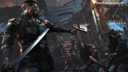 The Technomancer – 7 минут игрового процесса
