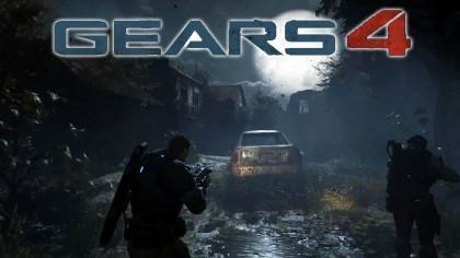 Gears of War 4 – 6 минут игрового процесса и демонстрация оружия