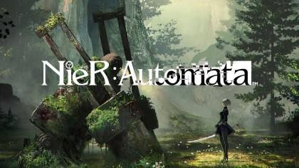 Nier: Automata – 6 минут игрового процесса