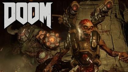 DOOM – Демонстрация кастомизации и улучшений в игре