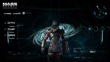 Mass Effect: Andromeda – Геймплей альфа-версии 2014 года