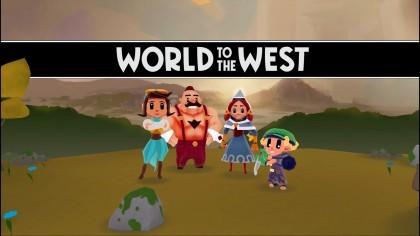 World to the West – Первый тизер-трейлер
