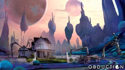 Obduction – Первый тизер-трейлер игры