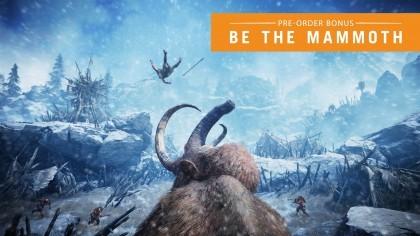 Far Cry Primal – Трейлер дополнения: «Легенда о Мамонте» [RU]