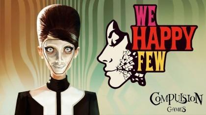 We Happy Few  – Официальный трейлер