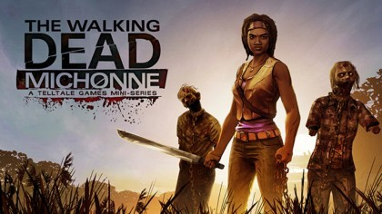 The Walking Dead: Michonne – Начало первого эпизода