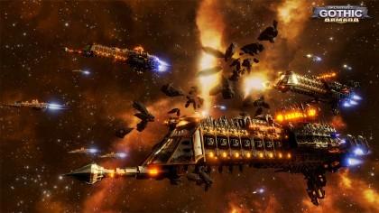 Battlefleet Gothic: Armada – Новый трейлер: «Флот Хаоса»
