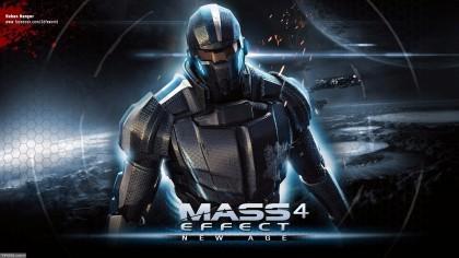 Mass Effect: Andromeda – Премьерный трейлер Е3 2015