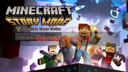 прохождение Minecraft: Story Mode - A Telltale Games Series