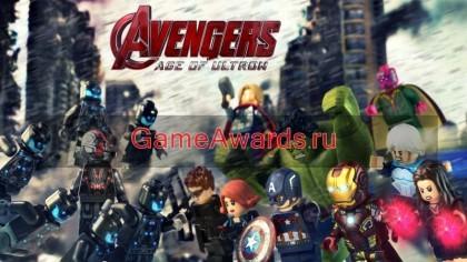 LEGO Marvel's Avengers – Первый трейлер