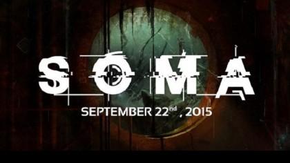 SOMA - Трейлер с выставки E3 2015