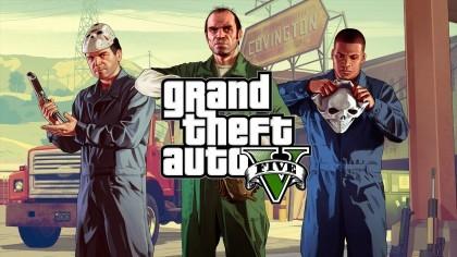 Grand Theft Auto V -  «Игра в реальности»