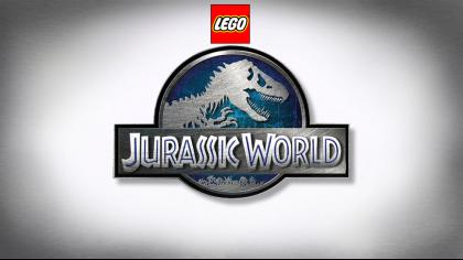 LEGO Jurassic World - Официальный трейлер