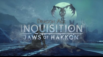 Dragon Age Inquisition: Jaws Of Hakkon DLC - Релизный трейлер