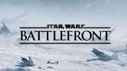 Star Wars Battlefront - Дебютный трейлер