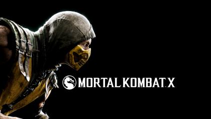 Mortal Kombat X - Показ Эррона Блэка - Часть 1