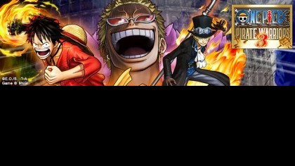 One Piece Pirate Warriors 3 - PS4/PS3/PS VITA/Steam - Grand Line (Here they come) English Trailer