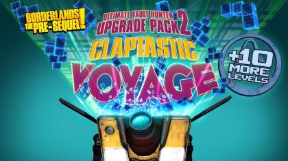 Borderlands: The Pre-Sequel - Трейлер Claptastic Voyage