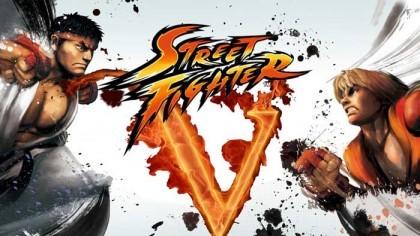 Street Fighter 5 - Геймплей 60FPS