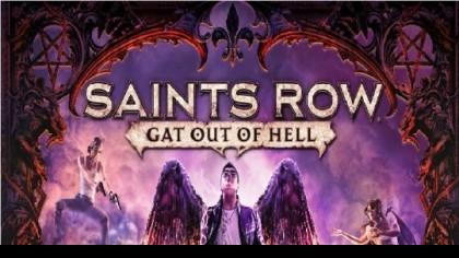 Saints Row: Gat out of Hell - Релизный трейлер
