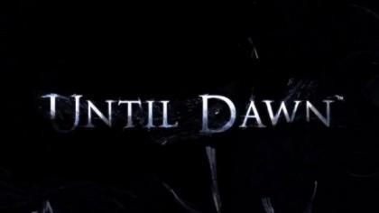 Until Dawn - Трейлер геймплея