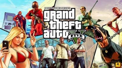 Grand Theft Auto V  -Трейлер запуска на PS4