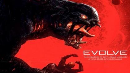 Evolve - Трейлер альфа-теста