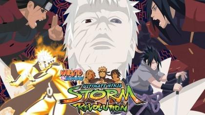 Видеопрохождения -  Прохождение Naruto Shippuden: Ultimate Ninja Storm Revolution - Часть 4